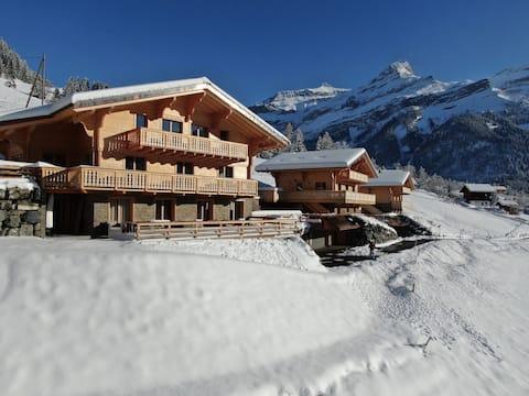 Bel appartement de 100m2 avec terrasse privée