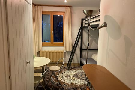 Cozy Studio - close to the Zinal-Grimentz ski lift