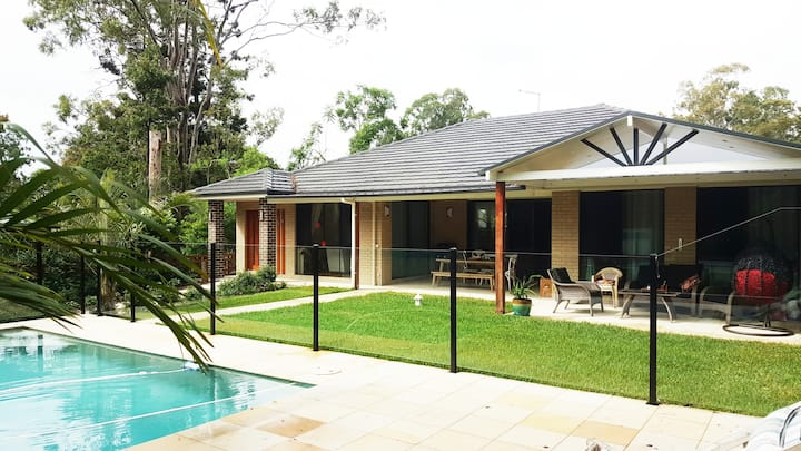 A lifestyle house in Brisbane