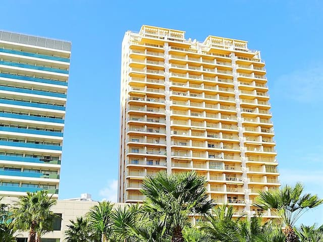 Apt Playa de la Fossa+ Parking and no extra costs