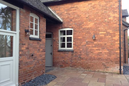 Woodleighton Cottages - The Old Stables - Uttoxeter - Rumah