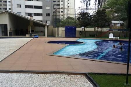 APARTAMENTO ALTO PADRÃO, Res Eldorado, Goiânia - Goiânia - Apartamento