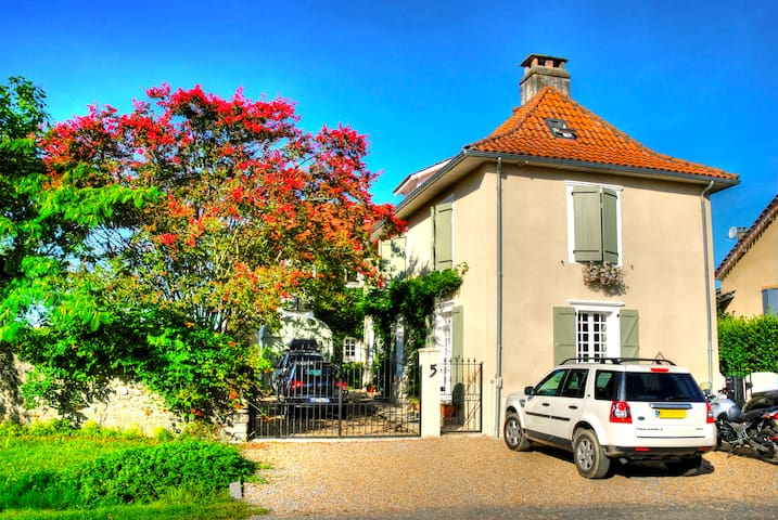 5* Luxury House in the Béarn region of SW France - Gurs - Wikt i opierunek