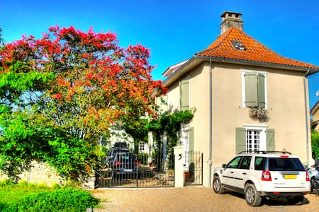 5* Luxury House in the Béarn region of SW France - Gurs - Penzion (B&B)
