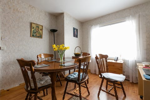 Homely wee house -2 bedrooms