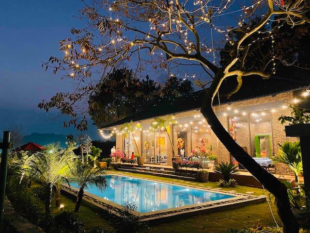 Brick House Tam Dao Golf