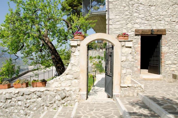 Il Vicolo - Castelnuovo Parano - Appartement