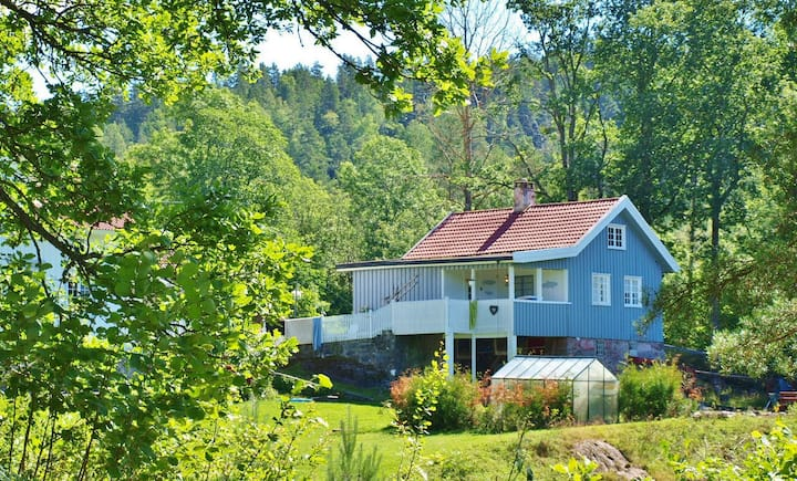 Skare gård/ Telemark