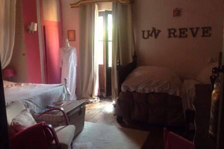 La chambre Caroline centre moissac