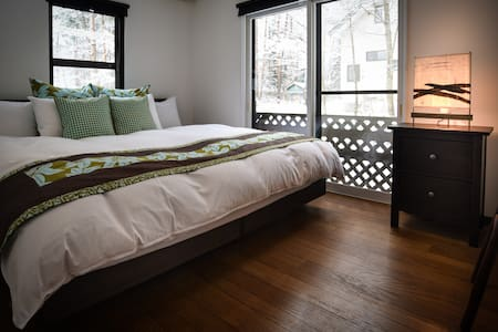 Sheltered Inn Hakuba Double/Twin room - 하쿠바