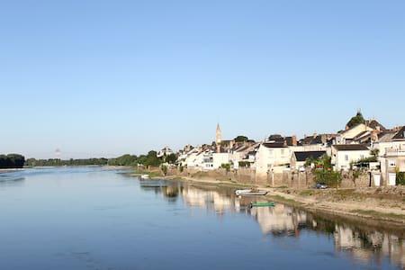 Chambre d'hôte le Fresne sur Loire (près d'Angers) - Le Fresne-sur-Loire - Guesthouse