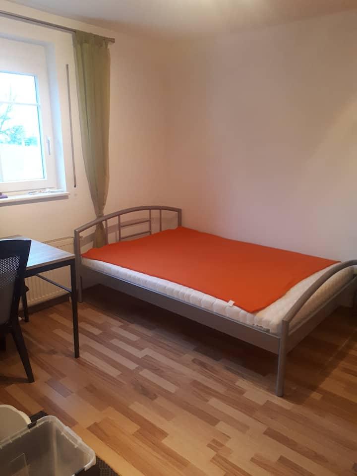 Gemütliches Zimmer sauber und preiswert