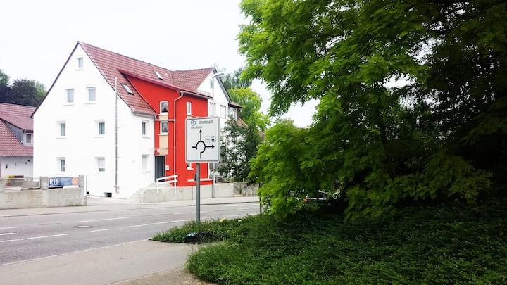Ferienwohnungen Schnell im Zentrum Bad Saulgau