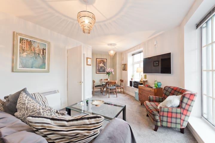 luxury city centre apartment
