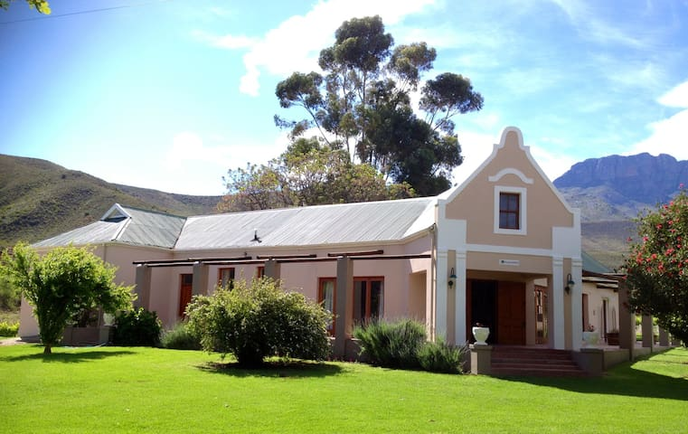 Oaksrest Vineyards Guest Farm - Pinotage Farmhouse