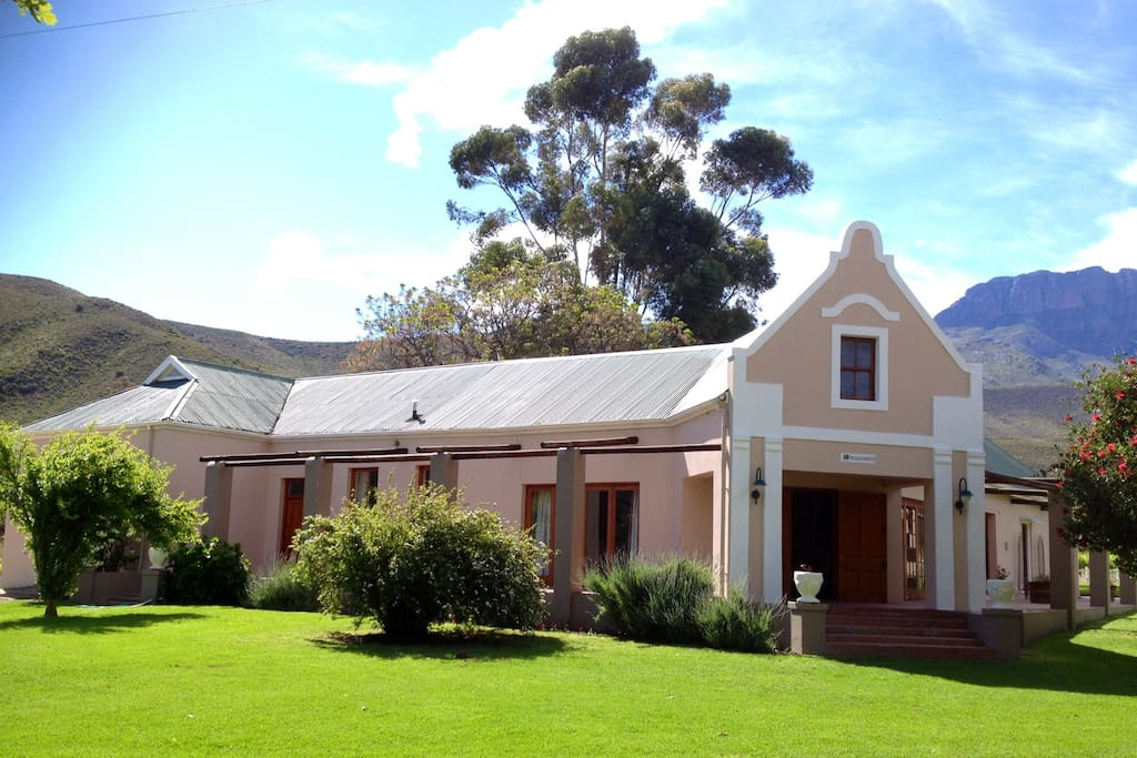 The Lovely Pinotage Farmhouse