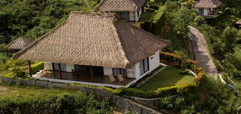 Mawun Raya Resort- Two bedroom Villa with Sea View