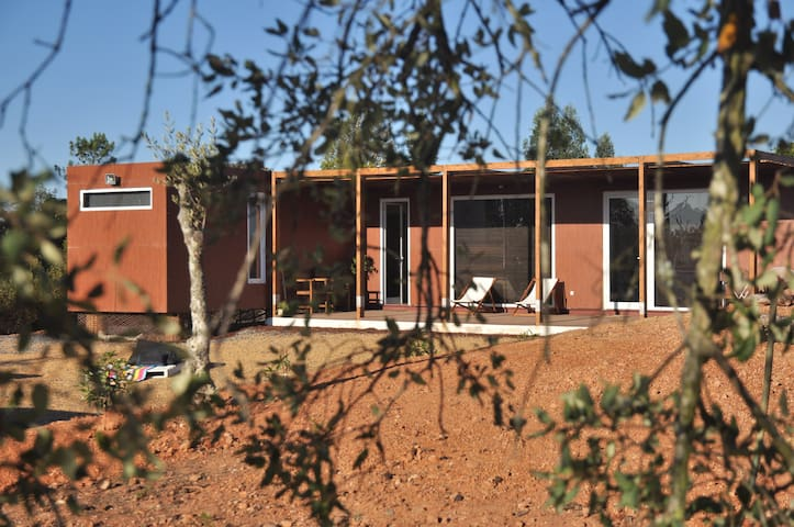 Alentejo's EcoHouse; Country/Beach - Porto Covo - House