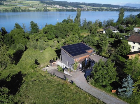 Rooms directly at Hallwilersee in Beinwil am See