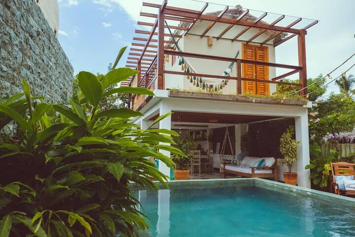 Casa das Conchas Caraíva