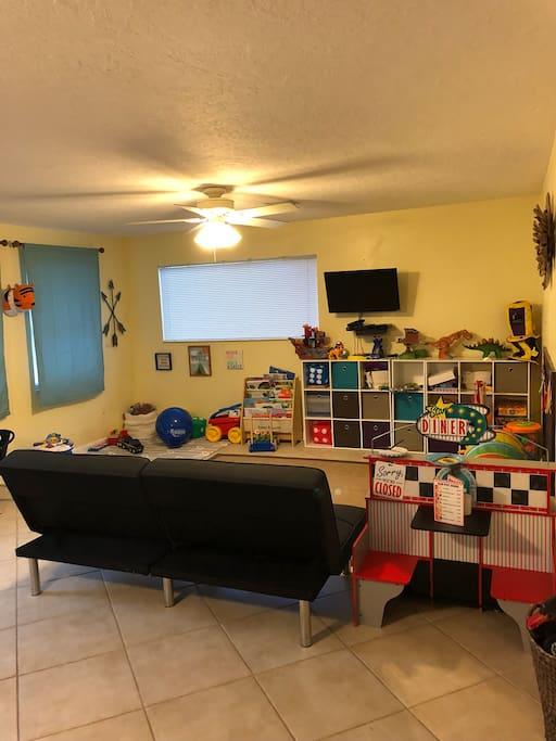 Family/Play Room