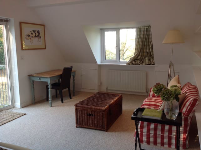 Spacious Studio Apartment - Hungerford - Flat