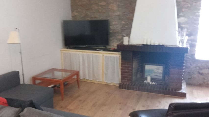 Acogedora planta baja - Sant Carles de la Ràpita - Huis