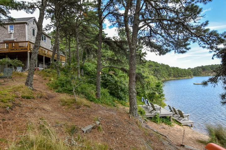 #629: Amazing Location! Lakefront Living w/ Waterside Deck, Close to Downtown!