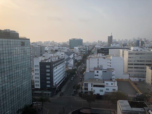 1302: Studio renovado en el centro de Miraflores
