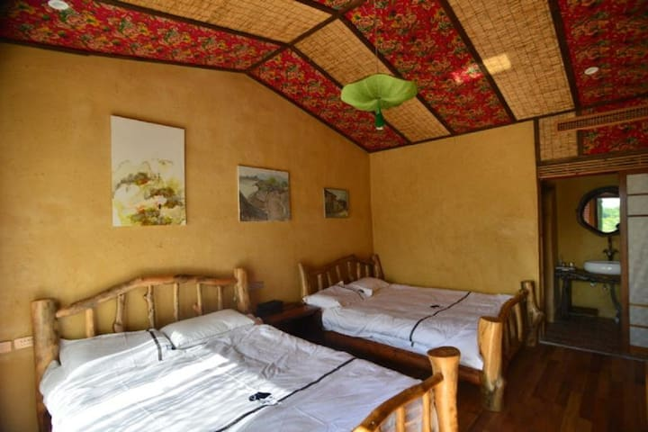 豪华景观双床房
