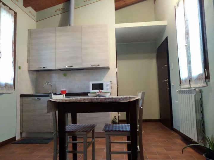 Monolocale in Corte Lombarda