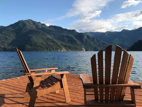 Storm King Retreat Lake Front Property