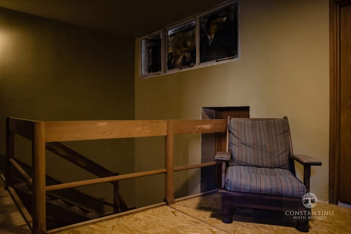 habitacion privada con cama doble #5