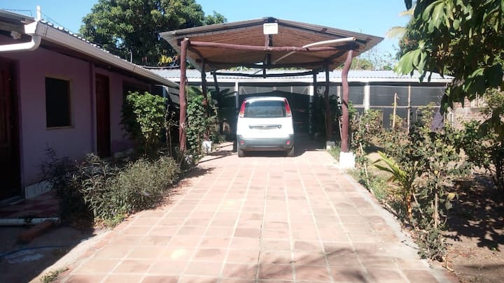 Casa pura vida lago Cocibolca