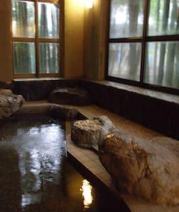 Onsen Ryokan near Tokyo!! 都心から約90分、岩蔵温泉の老舗旅館。 - 青梅市 - Ryokan (Japan)