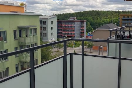 Newly built lux Apartment in Märsta centrum.
