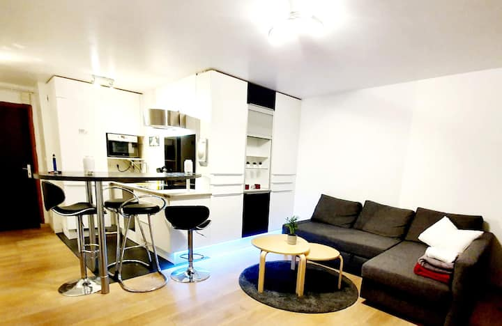Charming apartment & garage - Heart of Vieux Lille