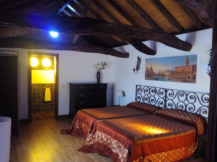 Casa Rural a una hora de Madrid