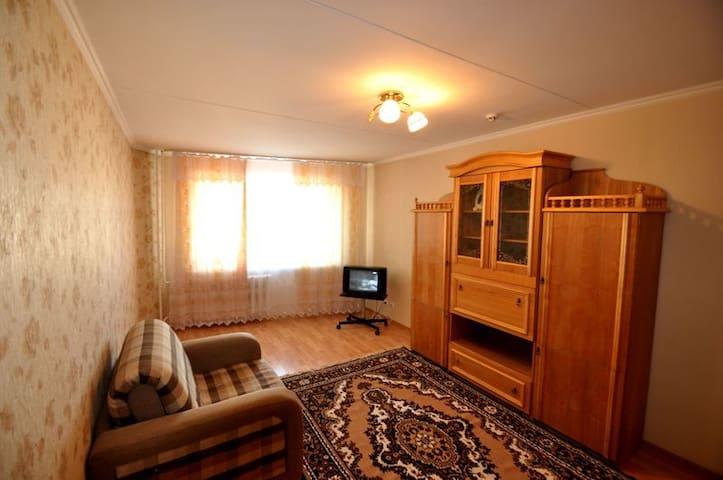 1-ком.Апартаменты в цетре города - Barnaul - Apartamento