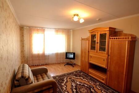1-ком.Апартаменты в цетре города - Barnaul - Huoneisto