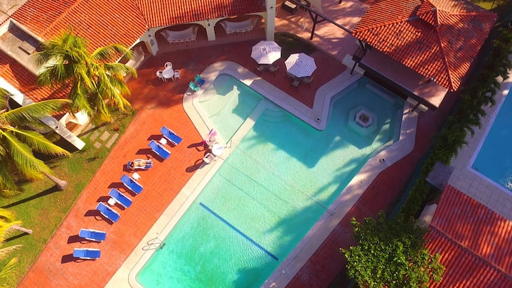 Espectacular Casa frente al mar en Costa Del Sol