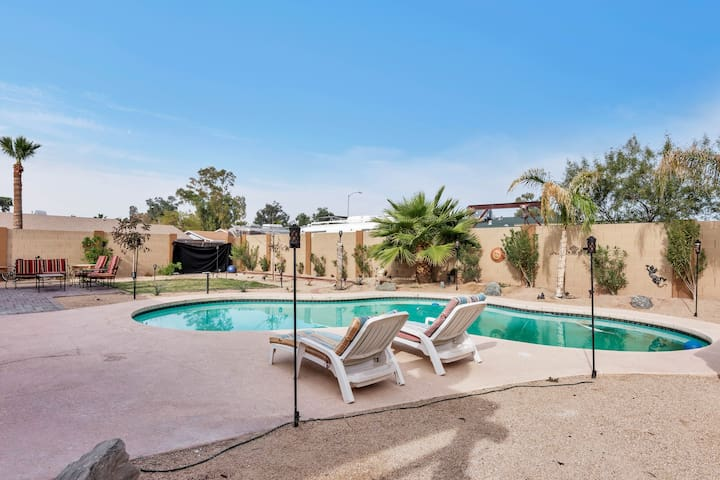 House, pool, convenient to ASU, old twn Scottsdale