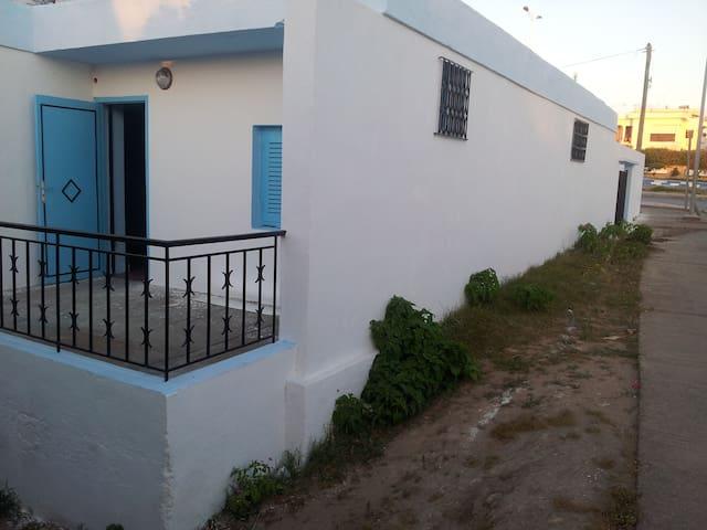 Maison individuelle à témara plage