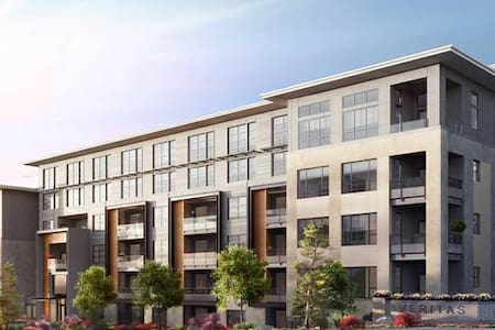 SFU stylish brand new condo - Burnaby - Apartament