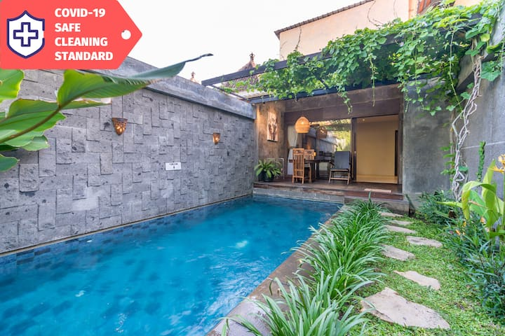 Stylish Private Pool Villa with Long Stay Discount