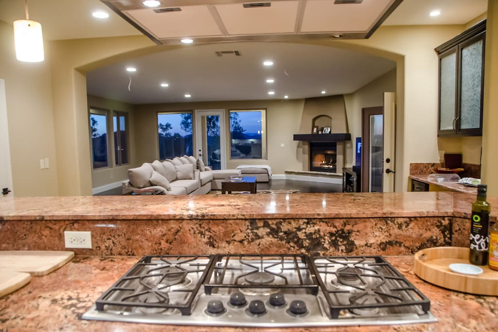 Absolutely Exquisite Kitchen!
