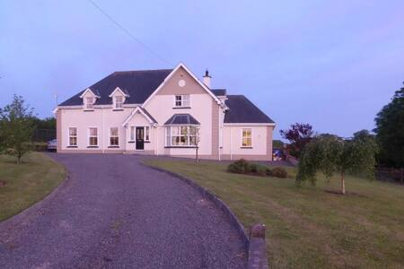 Windemere House, Double bedroom en-suite, Wexford - Bridgetown