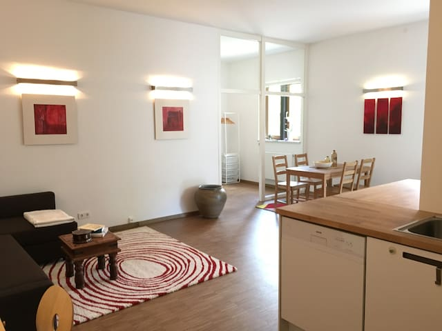 Your cosy and quiet home at The Lake - Daisendorf - Apartment