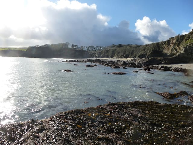 Duporth Foreshore