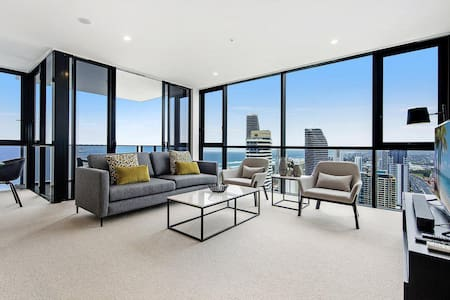 BRAND NEW Qube Broadbeach Luxury 2 Bedroom
